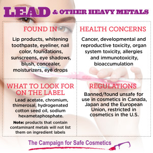 lead and other heavy metals