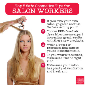 Salon Workers tips